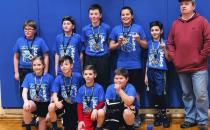 Calais Little League 11/12 All-Stars Win  District 1 Championship