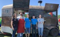 Harvest Dinner Provides Hometown Feel of Community