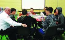 Moosehorn Offers Winter Activities