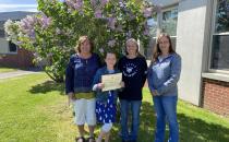Veterans Honored at Alexander Grange